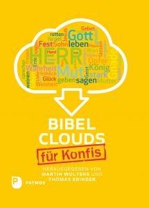 Bibelclouds für Konfis - Buchcover